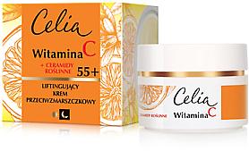 Lifting Tages- und Nachtcreme 55+ - Celia Witamina C