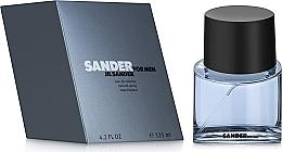Düfte, Parfümerie und Kosmetik Jil Sander Sander for Men - Eau de Toilette