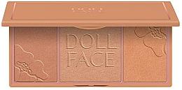 Düfte, Parfümerie und Kosmetik Highlighter Palette - Doll Face Glow Baby Glow Highlighting Palette