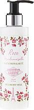 """Düfte, Parfümerie und Kosmetik Körpermilch mit Sheabutter """"Rose Mademoiselle"""" - Institut Karite Rose Mademoiselle Shea Body Milk"""