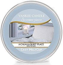 Düfte, Parfümerie und Kosmetik Tart-Duftwachs A Calm & Quiet Place - Yankee Candle A Calm & Quiet Place Scenterpiece Melt Cup