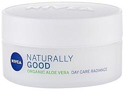 Düfte, Parfümerie und Kosmetik Tagescreme mit Aloe Vera - Nivea Naturally Good Organic Aloe Vera
