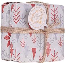 Düfte, Parfümerie und Kosmetik Geschenkset - Essencias de Portugal Christmas Gift 6 (Seife 2x80g)