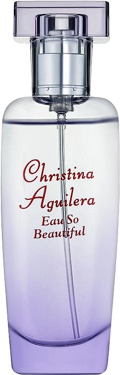 Christina Aguilera Eau So Beautiful - Eau de Parfum
