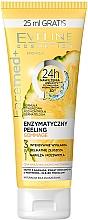 Düfte, Parfümerie und Kosmetik Enzymatisches Gesichtspeeling mit Ananas und Fruchtsäuren - Eveline Cosmetics Facemed+ Enzymatycny Peeling Gommage