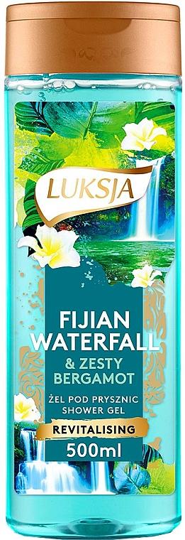 Revitalisierendes Duschgel - Luksja Fijian Waterfall Shower Gel
