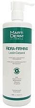Düfte, Parfümerie und Kosmetik Feuchtigkeitsspendende und straffende Körperlotion - MartiDerm Hidra Firming Body Moisturizing Lotion