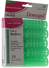 Düfte, Parfümerie und Kosmetik Kunststoffwickler 23 mm 10 St. - Donegal Hair Curlers