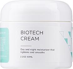 Düfte, Parfümerie und Kosmetik Glättende und straffende Tages- und Nachtcreme für das Gesicht - Ofra Biotech Cream