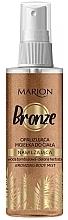 Düfte, Parfümerie und Kosmetik Bräunungs-Körpermist mit Bambuswasser und grünem Tee - Marion Bronze Bronzing Body Mist