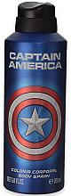 Düfte, Parfümerie und Kosmetik Deospray - Marvel Captain America Deodorant
