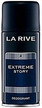 Düfte, Parfümerie und Kosmetik Deospray - La Rive Extreme Story