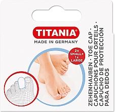 Düfte, Parfümerie und Kosmetik Schützende Zehenhauben 1 St. gross + 2 St. klein - Titania