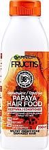 Düfte, Parfümerie und Kosmetik Conditioner für strapaziertes Haar mit Papaya - Garnier Fructis Superfood