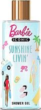 Düfte, Parfümerie und Kosmetik Bi-es Barbie Iconic Sunshine Livin' - Duschgel