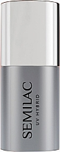 Düfte, Parfümerie und Kosmetik UV Nagelünterlack - Semilac UV Hybrid BB Base