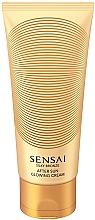 Düfte, Parfümerie und Kosmetik Schimmernde After-Sun-Körpercreme - Kanebo Sensai Silky Bronze After Sun Glowing Cream