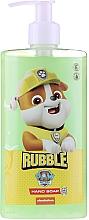 Düfte, Parfümerie und Kosmetik Flüssige Handseife für Kinder - Nickelodeon Paw Patrol Rubble Hand Soap