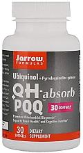 Düfte, Parfümerie und Kosmetik Nahrungsergänzungsmittel Ubihinol und Pyrolochinolinchinon - Jarrow Formulas Ubiquinol QH-Absorb + PQQ