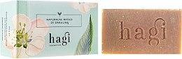 Düfte, Parfümerie und Kosmetik Naturseife mit Zitronengras-Extrakt und Spirulia - Hagi Soap