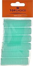Düfte, Parfümerie und Kosmetik Lockenwickler 15 mm 12 St. 0157 - Top Choice Velcro
