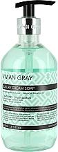 Düfte, Parfümerie und Kosmetik Sanfte flüssige Handseife mit Grapefruit- und Limettenduft - Vivian Gray Luxury Cream Soap Grapefruit & Green Lemon