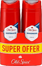 Düfte, Parfümerie und Kosmetik Duschgel 2x400 ml - Old Spice Whitewater Shower Gel