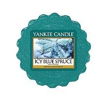 Düfte, Parfümerie und Kosmetik Tart-Duftwachs Icy Blue Spruce - Yankee Candle Icy Blue Spruce Tarts Wax Melts