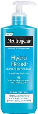Feuchtigkeitsspendende Körperlotion - Neutrogena Hydro Boost Quenching Body Gel Cream