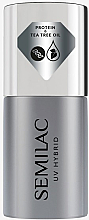 Düfte, Parfümerie und Kosmetik UV Hybrid-Nagelunterlack - Semilac UV Hybrid Protect & Care Base