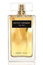 Düfte, Parfümerie und Kosmetik Narciso Rodriguez Amber Musc - Eau de Parfum