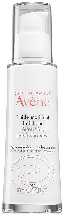 Erfrischendes Gesichtsfluid mit Matt-Effekt - Avene Refreshing Mattifying Fluid