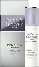 Düfte, Parfümerie und Kosmetik Pflegecreme für besonders trockene und sensible Haut - Isabelle Lancray Zenzibia DermaZen Balancing Protection Cream