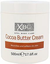 Düfte, Parfümerie und Kosmetik Pflegende und aufweichne Körpercreme mit Kakaobutter - Xpel Marketing Ltd Body Care Cocoa Butter Cream