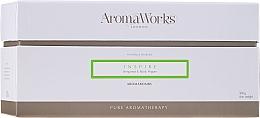 Düfte, Parfümerie und Kosmetik Badebombe mit schwarzem Pfeffer- und Bergamottenduft 2 St. - AromaWorks Inspire AromaBomb Duo