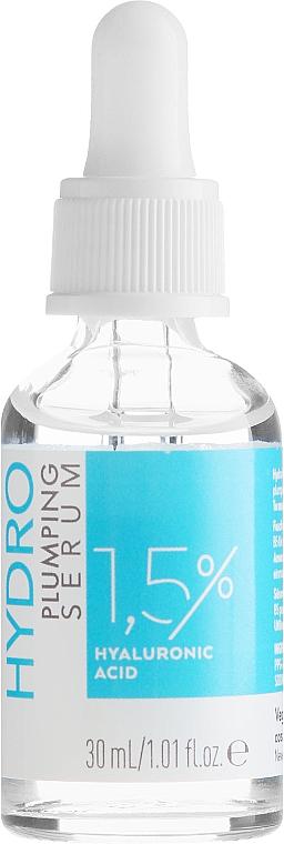 Feuchtigkeitsspendendes und beruhigendes Gesichtsserum mit 1,5% Hyaluronsäure - Catrice Hydro Plumping Serum
