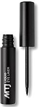 Düfte, Parfümerie und Kosmetik Eyeliner - MTJ Cosmetics Liquid Eyeliner