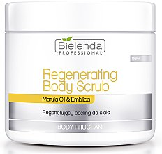 Düfte, Parfümerie und Kosmetik Regenerierendes Körperpeeling für alle Hauttypen - Bielenda Professional Body Program Resenerating Body Scrub