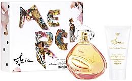 Düfte, Parfümerie und Kosmetik Sisley Izia Merci Gift Set - Duftset (Eau de Parfum 30ml + Körperlotion 50ml)