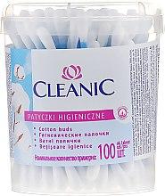 Düfte, Parfümerie und Kosmetik Wattestäbchen 100 St. - Cleanic Face Care Cotton Buds