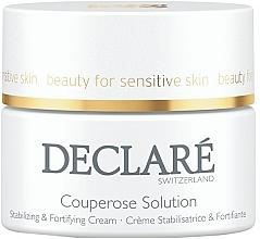 Düfte, Parfümerie und Kosmetik Anti-Couperose Gesichtscreme für empfindliche Haut - Declare Couperose Solution Stabilizing & Fortifying Cream