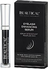 Düfte, Parfümerie und Kosmetik Wimpernwachstumsserum mit Panthenol, Biotin und Natriumhyaluronat - Beautical Eyelash Enhancing Serum