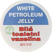 Düfte, Parfümerie und Kosmetik Kosmetische Vaseline - Bione Cosmetics White Vaseline