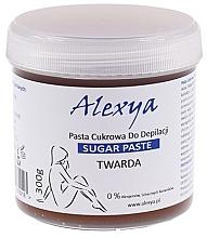 Düfte, Parfümerie und Kosmetik Zuckerpaste zur Haarentfernung - Alexya Sugar Paste Twarda