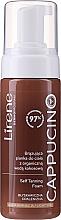 Düfte, Parfümerie und Kosmetik Selbstbräunender Körperschaum - Lirene Cappucino Self Tanning Foam