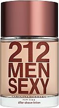 Düfte, Parfümerie und Kosmetik Carolina Herrera 212 Sexy Men - After Shave Lotion