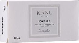 Düfte, Parfümerie und Kosmetik Mydło w kostce do rąk i ciała Lawenda - Kanu Nature Soap Bar Lavender
