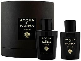 Düfte, Parfümerie und Kosmetik Acqua di Parma Sandalo - Duftset (Eau de Parfum 100ml + Duschgel 200ml)