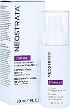Düfte, Parfümerie und Kosmetik Intensiv regenerierender und straffender Gesichtsserum-Booster mit Kollagen - Neostrata Correct Firming Collagen Booster Serum