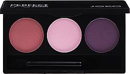 Düfte, Parfümerie und Kosmetik Dreifach-Farbe Lidschatten - Joko Perfect Your Look Trio Eye Shadows New